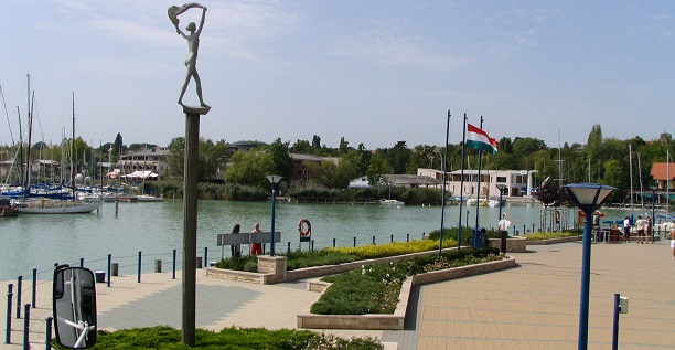 Balatonfüred Harbour